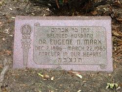 Dr Eugene N. Marx