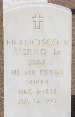 Francisco V Fierro, Jr