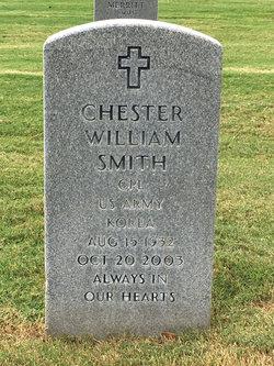 Chester William Smith