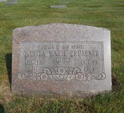 Wanita Marie Prusener