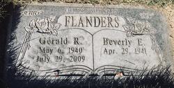 Gerald Robert Flanders