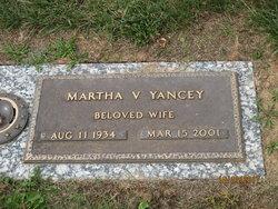 Martha Virginia <I>Day</I> Yancey