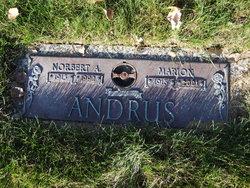 Marion <I>Alvord</I> Andrus