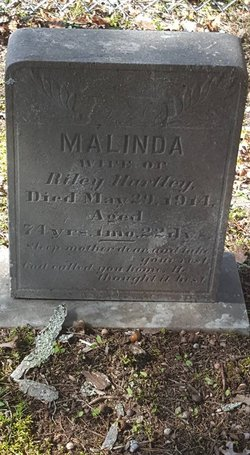 Malinda <I>Reckley</I> Hartley