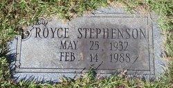 Royce Stephenson