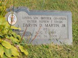 """Darvin D """"D2"""" Martin Jr."""
