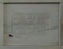 Lionel Milo Harris