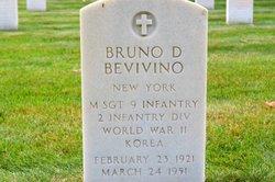 MSGT Bruno D Bevivino