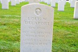 Louis W Delaport