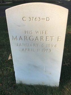 Margaret E Dewey