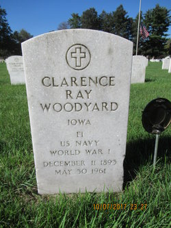 Clarence Ray Woodyard