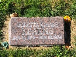 Loretta <I>Chase</I> Kearns