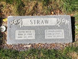 Laura Estella <I>Craig</I> Straw