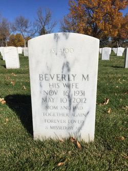 Beverly M <I>Shinn</I> Bowen