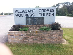 Pleasant Groves Holiness Church Cemetery