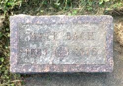 Matt Bach