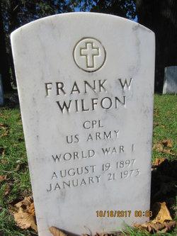 Frank W Wilfon