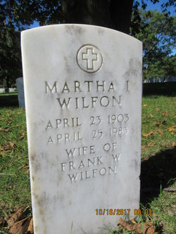 Martha I Wilfon