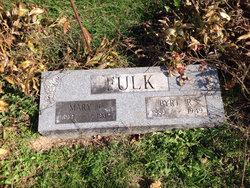 Mary E <I>Fulk</I> Spainhower