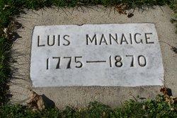 Luis Manaige