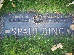 Harvey M Spaulding 1917 2014 Find A Grave Memorial