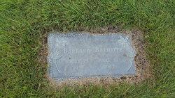 Barbara Louise <I>Parker</I> Barhitte