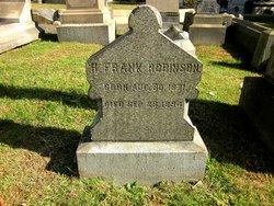H. Frank Robinson