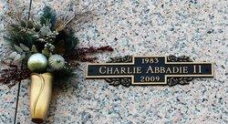 Charlie Abbadie, II