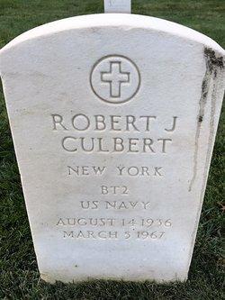 Robert J Culbert