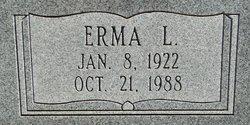 Erma Lillian <I>Young</I> Webb
