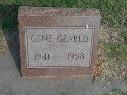 Walter Gene Gearld