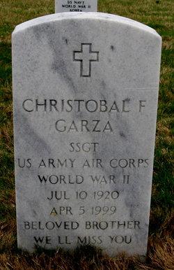 Christobal F Garza