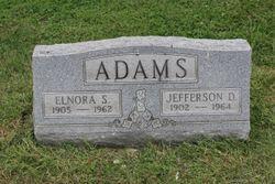 Elnora S Adams