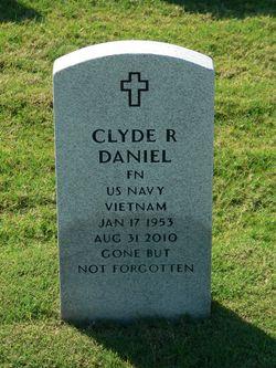 Clyde R Daniel