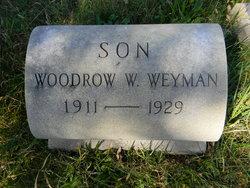 Woodrow W. Weyman