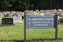 Saint Ignatius Loyola Catholic Church Cemetery