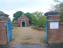 Clayhall Naval Cemetery