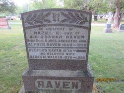 Hazel Elizabeth Raven