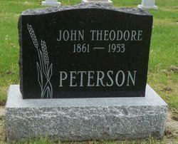 John Theodore Peterson