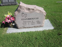 Shirley Lou Stanbrough