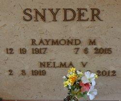 Nelma V <I>Nimelli</I> Snyder