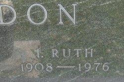Inez Ruth <I>Malone</I> Landon