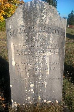 Sidney Ann <I>Younger</I> Burnett