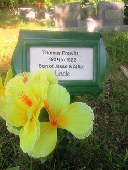 "Thomas ""Tommy"" Prewitt"