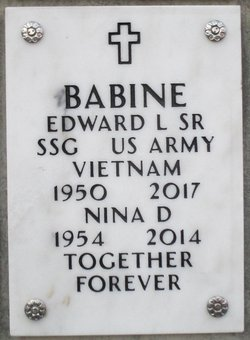 Edward Lawrence Babine