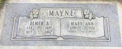 Elmer Burnell Mayne, Jr