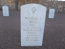 COL Bonnie Jane Best