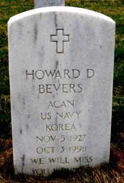 Howard D Bevers
