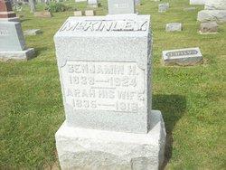 Benjamin Harvey McKinley