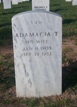 Adamacia T Trujillo